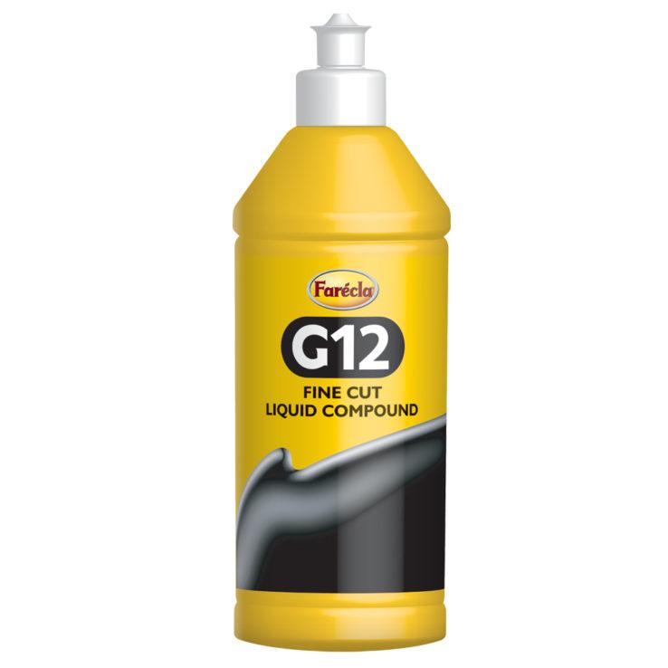 Farécla G12 Fine cut liquid compound