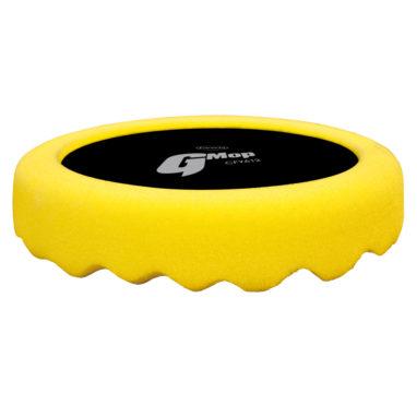 Farécla G3 Ultra G-Mop poetsspons geel 150mm (gewafeld)