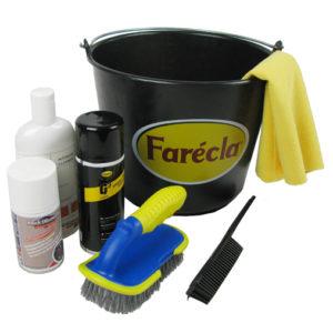 Auto poetsset polijstset reinigingsset voordelig for Auto interieur reinigen zelf