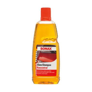 Sonax autoshampoo wash & shine