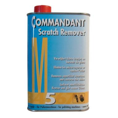 Commandant M5 5 Scratch Remover