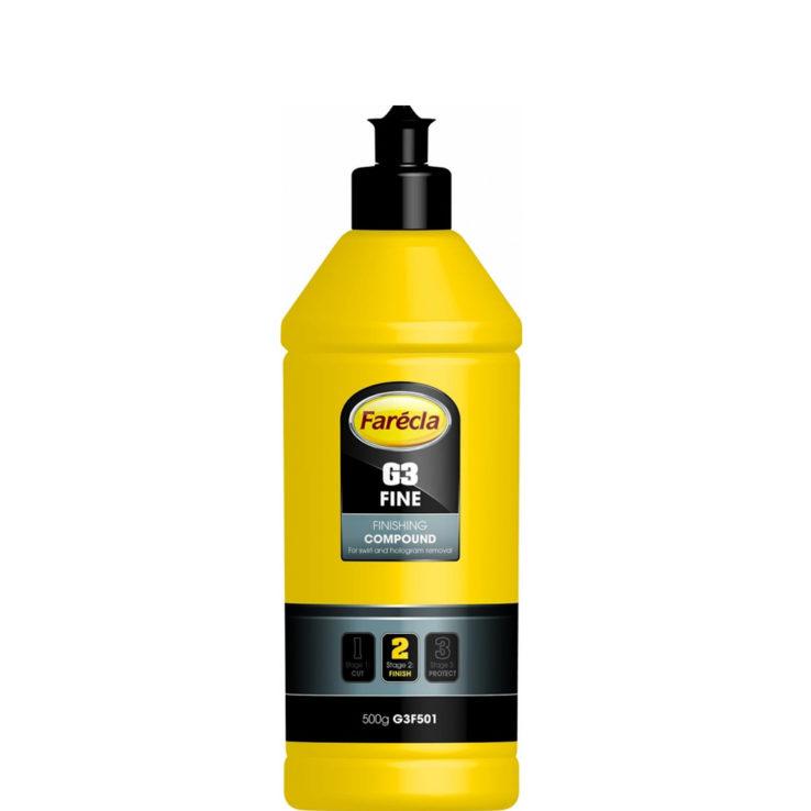 Farécla G3 Fine Finish fijn polijstmiddel 1-2-G3 500 gram