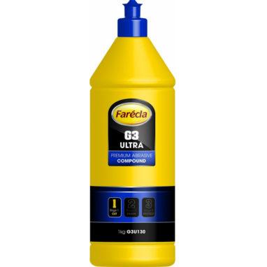 Farécla G3 Ultra 1-2-G3 Abrasive Compound grof polijstmiddel 1 kg fles