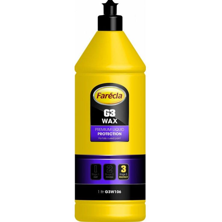Farécla G3 Wax vloeibare autowas 1-2-G3 vloeibare wax 1 liter