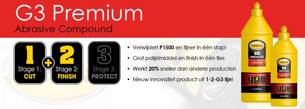 Banner G3 premium
