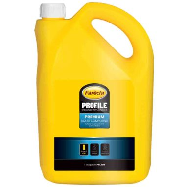 Farécla Profile Premium liquid compound 3,8 liter
