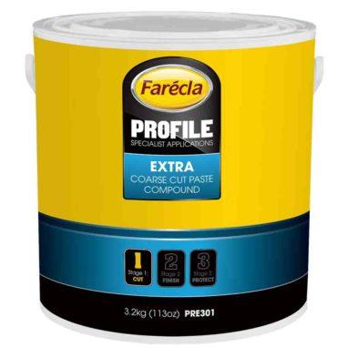 Farécla Profile Extra Coarse polijstpasta 3kg