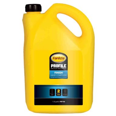 Farécla Profile Finish liquid compound 3,8 liter