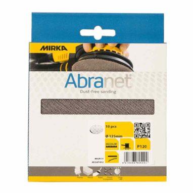 Mirka Abranet Schuurpapier-10-stuks-125mm