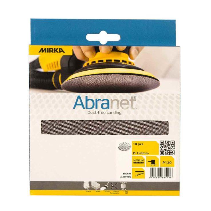 Mirka Abranet schuurschijven Schuurpapier 10-stuks-150mm