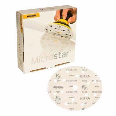 Mirka Microstar schuurschijven 150mm