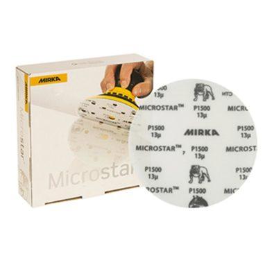 Mirka Microstar schuurschijven 77mm