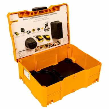 Mirka koffer 210mm