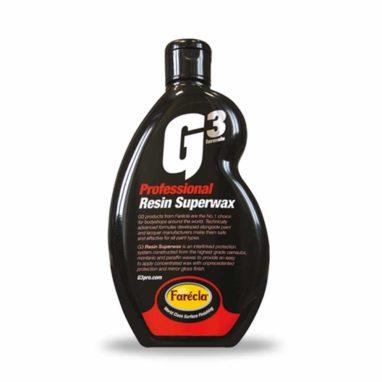 Farécla G3 Pro Resin SuperWax vloeibare AutoWax