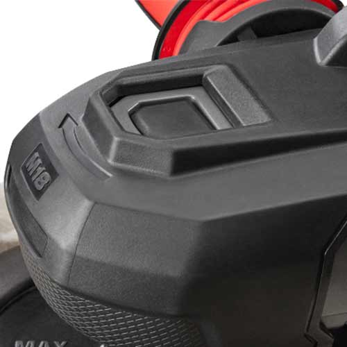 Milwaukee M18 Fuel 7 Asvergrendeling
