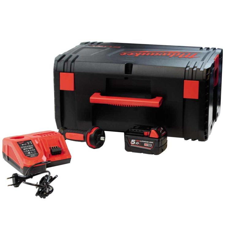 Milwaukee M18 Fuel 7 Systainer