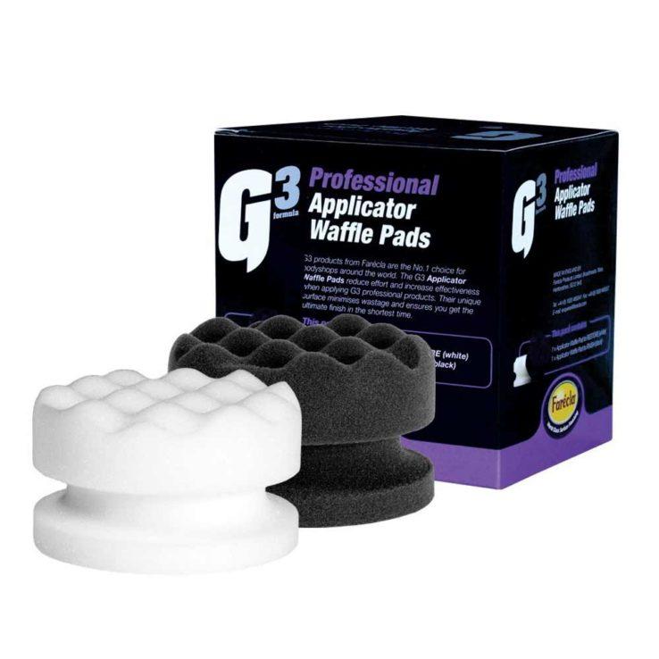 Farécla G3 Pro Formula Hand Poetspads Polijstpads Handpads