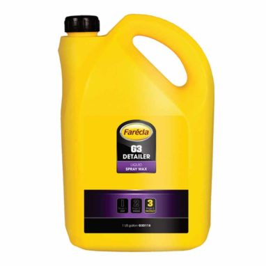 Farecla G3 Detailer Spray Wax 3,8 liter