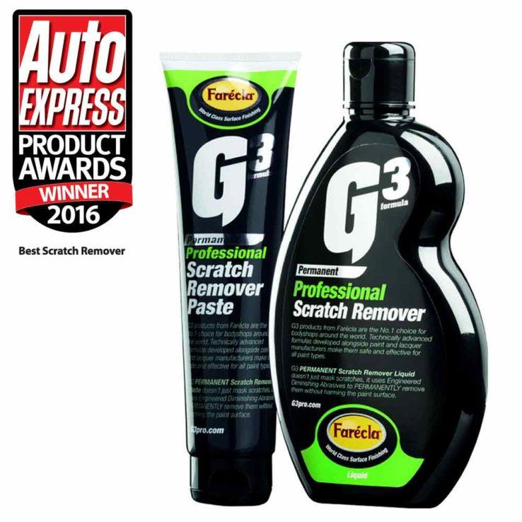 Farécla G3 Pro Formula Krasverwijderaar Scratch Remover