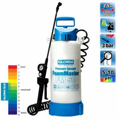 Gloria-Foammaster-FM-50-drukspuit-5-liter
